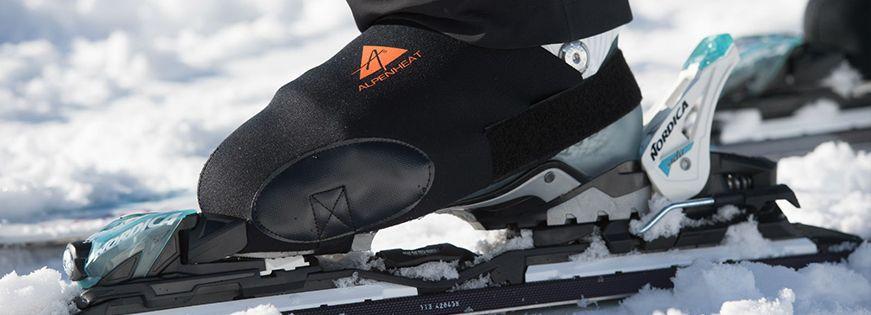 Чехлы утеплители для лыжных ботинок